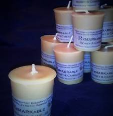 NEW - BeesWax Votives